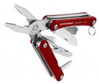 Leatherman Squirt PS4 Red — Мультиинструмент
