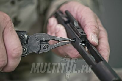 Мультитул Leatherman MUT Black | Артикул: MUT Black