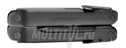 Мультитул Leatherman Super Tool 300 EOD Black | Артикул: 831369