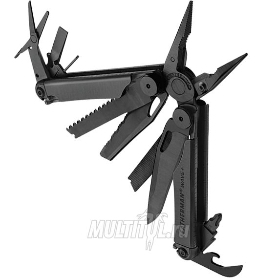 Leatherman Wave Plus Black — Мультиинструмент Leatherman 832526